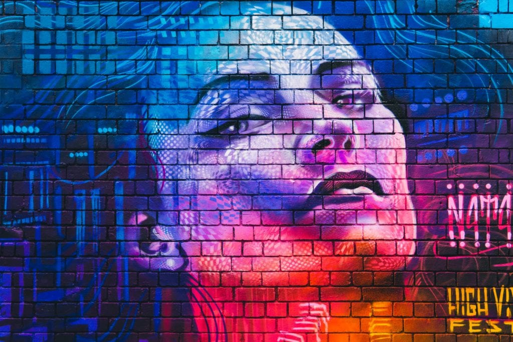 Graffiti Art Can Be A Positive Force For Society- Discuss