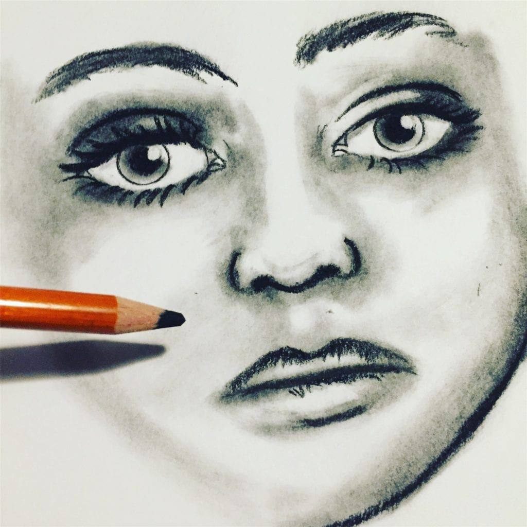 Sketching Tips To Help You Make Your First Fine Art Drawing- Artist