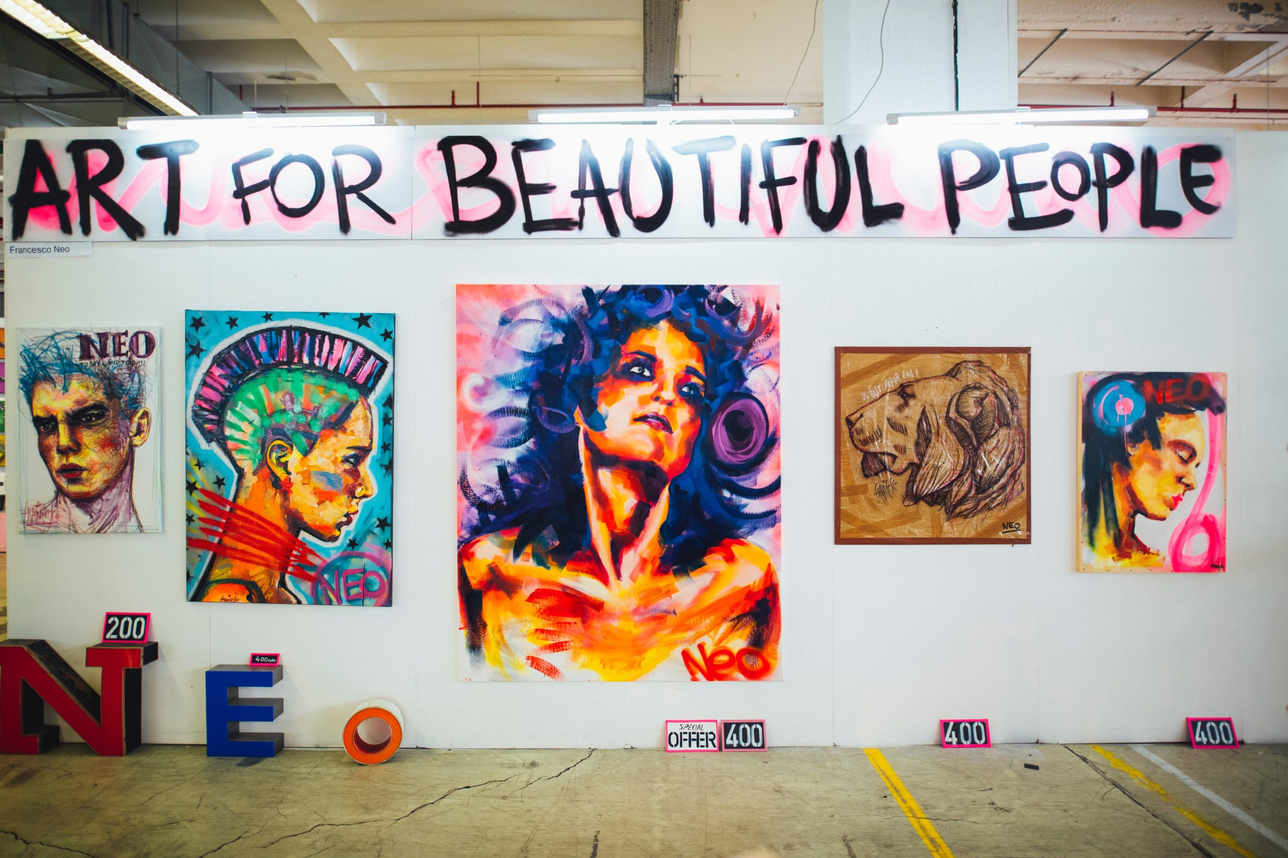 4 Types Of Visual Arts That You Can Try Today- Art Life
